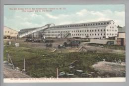 Motiv Berufe Bergbau Mine Randfontein Central G.M.Co. 1913-08-11 Johannisburg - Mines