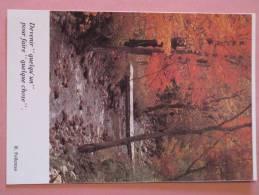 """Forêt - Devenir """"quelqu'un"""" Pour Faire """"quelquechose"""" De R. Follereau - Fleurs, Plantes & Arbres"""