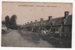 LE PLESSIS-DORIN - La  VERRERIE  -  CITE OUVRIERE (ANIMATION) - France