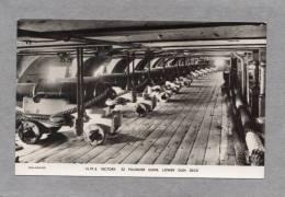 32709     Regno  Unito,   H.M.S.  Victory  -  Pounder  Guns  -  Lower   Gun  Deck,  NV - Portsmouth