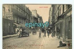Bf - 75011 - Série TOUT PARIS - Rue Saint Maur - édition Fleury Fréres - District 11