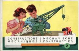 CATALOGO COSTRUZIONI MECCANICHE  AMI LAC N. 2 1950 - Other