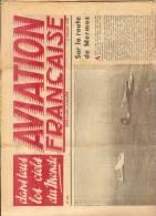 REVUE/JOURNAL L´AVIATION FRANCAISE N°74 Du 03 Juillet 1946 - Periódicos