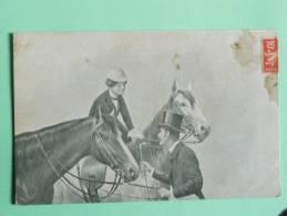 Equtitation Et Galanterie - Postcards