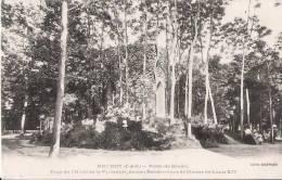 BRUNOY - Forêt De Sénart - Tour De L'Hôtel De La Pyramide, Rendez Vous De Chasse De Louis XIV (petite Animation) - Brunoy