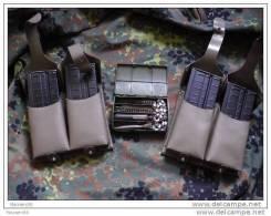 LOT DE CHARGEURS POUR G3 H&K + KIT DE NETTOYAGE SPECIAL PRIX !!! - Armes Neutralisées