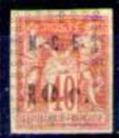 Timbre Des Colonies Française Surchargé 10c Sur 40c NON DENTELE - Nouvelle-Calédonie