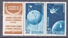 Romania C 52a  (o)  SPACE - Airmail