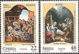 Serbia, 2012, Christmas, MNH (**) - Noël