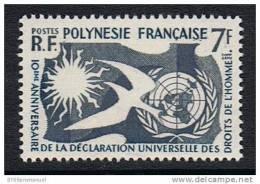 POLYNESIE N°12 N* - Polinesia Francese