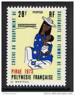 POLYNESIE N°93 N*  Creches - Neufs