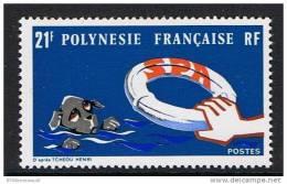 POLYNESIE N°96 N*  SPA - Neufs