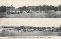 5218 - Ecole D'Agriculture De Grangeneuve La Fenaison - FR Fribourg