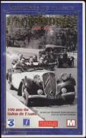 Memoire De France  L'automobile  1898 -1998 - Video Tapes (VHS)