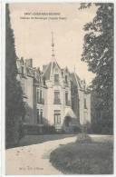 SAINT LEGER SOUS BEUVRAY - Château De Montaugey - Autres Communes