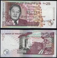 Mauritius P 42 - 25 Rupees 1998 - UNC - Mauritius