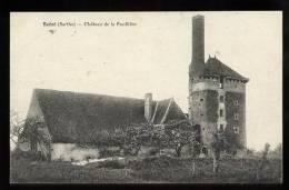 Roëzé: Chateau De La Foullière - France