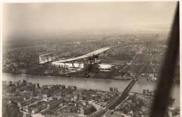 Aviatik beider Basel - Avion Heracles �ber dem Rhein - B�le-Sternenfeld - Aviation