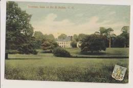 Downes, Seat Of Sir R. Buller - England