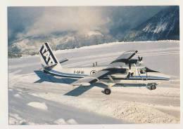Aviation - TAT Twin Otter - 1946-....: Modern Era