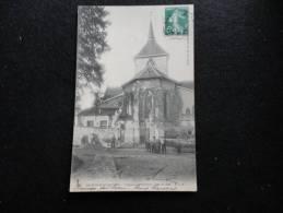 Sainte - Ménéhould : L ' Eglise ( Avant 1904 ) - Sainte-Menehould