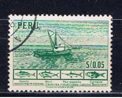 PE+ Peru 1952 Mi 517 - Peru