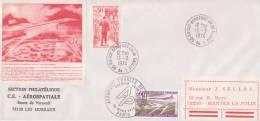 """Cpt 423  """"  Aeroport Charles De Gaulle 1er Jour """" - France"""