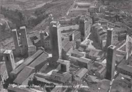5234 - S. Gimigniano (Siena) Panomarico Dall Aereo - Siena