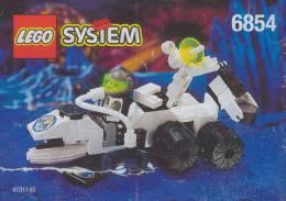Plan Lego System 6854 Explorien  De 1996 - Plans
