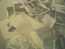 25 X  Original B/w Photograph England Old Undated  X People Places Many Old 1920s Shots - Personnes Anonymes
