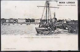 PORTRIEUX ISLANDAIS   PUB MOKA LEROUX - France