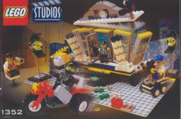 Plan  Lego System 1352  Studios - Plans