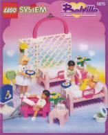 Plan  Lego System 5875  Belville  De 1996 - Plans