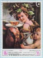 1968 - YEMEN - Y&T 71C - UNESCO - Guido Reni (1575-1642) - Yémen