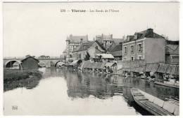 18-VIERZON- LES  LAVOIRS  N667 - Vierzon