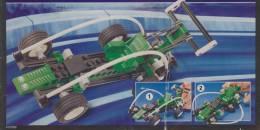 Plan  Lego Technic 8213  De 1998 - Plans