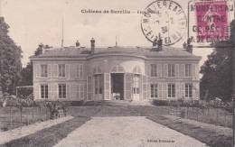 CPA 77  MONTEREAU, Château De SURVILLE. (1936 ) - Montereau