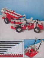 Plan Lego Technic   8055  De 1986 - Plans