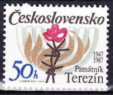 ** Tchécoslovaquie 1987 Mi 2925 (Yv 2736), (MNH) - Checoslovaquia
