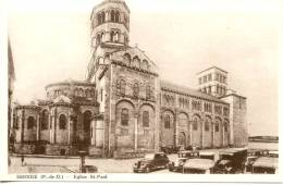 ISSOIRE - église Saint Paul - Tacots - Non Circulé - Issoire
