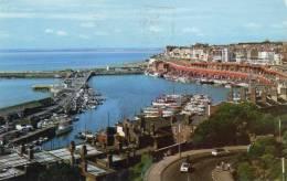 33088    Regno  Unito,     Ramsgate  -  Harbour  From  Marine  Drive,  VG  1975 - Ramsgate