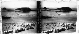 PP - 0059 - ILLE ET VILAINE - SAINT MALO - Les Deux Beys - Plage Bon-Secours - Plaques De Verre