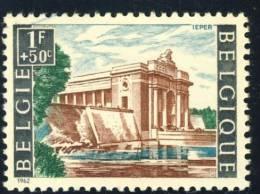 1962 Belgium Complete MNH Set Of 1 Stamp  100 Years Ypern  Issue Michel # 1299 - Belgium