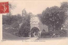 21090 Trois Cpa, Arques La Bataille - Le Chateau - Intérieur 89 Marchand, Meridional 315 éd ? Ruines 31 ND