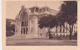 21092 SAIGON Place Du Grand Theatre -L Crespin 91 - - Viêt-Nam