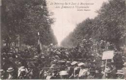 LE MEETING DU 9 JUIN A MONTPELLIER LES DISCOURS A L 'ESPLANADE (GREVES VITICOLES DE 1907) - Montpellier
