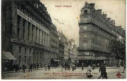 PARIS  10  BOURSE DU TRAVAIL RUE DU CHATEAU D'EAU AU COIN DU BOULEVARD MAGENTA - Distretto: 10