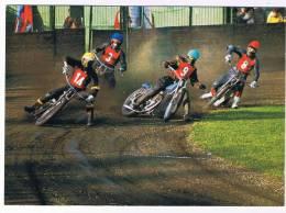 Busta + Cartolina Commemorative Del Campionato Mondiale Speedway - Stadio Moretti Udine- 1971 - Udine
