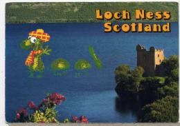 ROYAUME UNI  LOCH NESS - Scotland