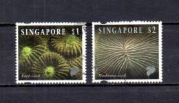 Singapur    1994  .-   Y&T  Nº     699/700 - Singapour (1959-...)